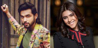 Parth Samthaan thanks Ekta Kapoor for breaking his 'chocolate boy image'