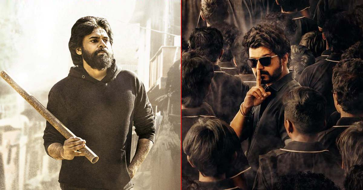 Pawan Kalyan's Vakeel Saab Beats Thalapathy Vijay's Master In First 3 Days!