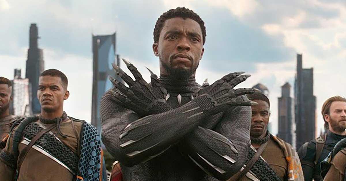 Petition To Recast King T'Challa AKA Chadwick Boseman In Black Panther 2