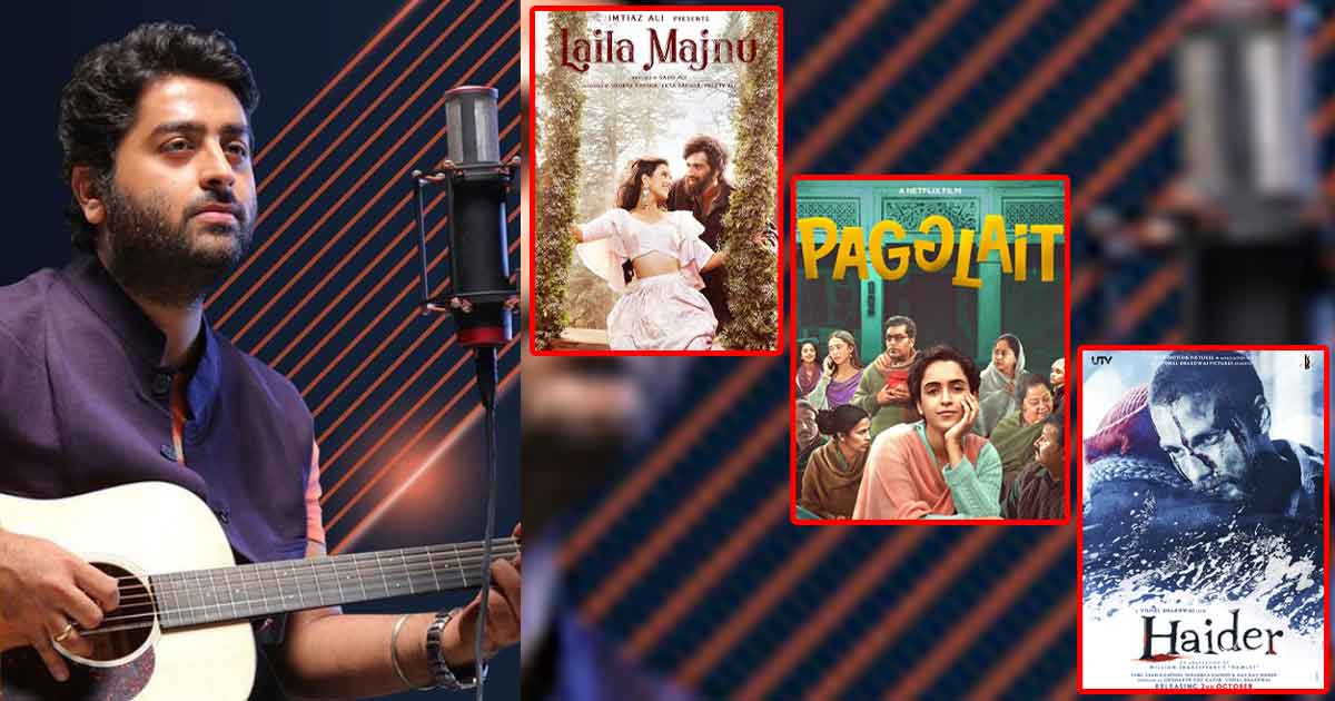 Underrated Feel Good Arijit Singh Songs