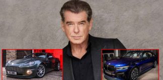 Pierce Brosnan Car Collection: From Aston Martin To BMW 750i, He Has The 'James Bond' Touch In Real Life As Well!
