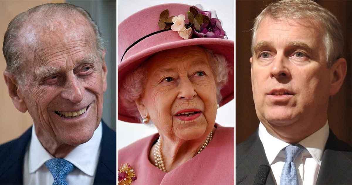 Andrew: Philip's Death Has Left 'Huge Void' In Queen's Life