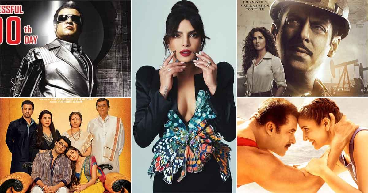 Priyanka Chopra Jonas Has Rejected Many Fan Favourite Films Including A Couple Starring Salman Khan In The Lead