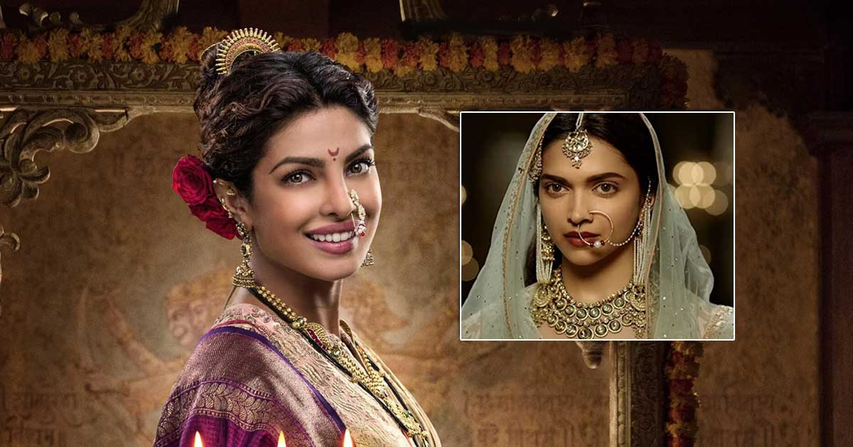 Priyanka Chopra Jonas Once Gave A Sassy Reply When Asked If She Wanted To Swap Her Role With Deepika Padukone In Bajirao Mastani - Check Out