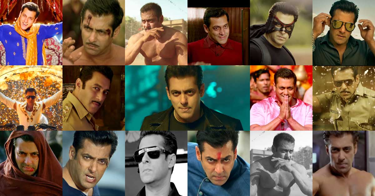 I Watched Trailers Of Every Salman Khan Film Since 'Wanted' & Here's A Guide Of How To Cut A Promo Of Bhai's Film!