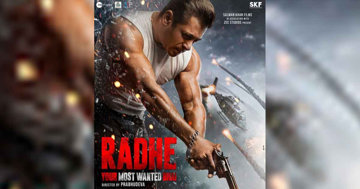 Radhe: Your Most Wanted Bhai's Trailer May Release Very Soon