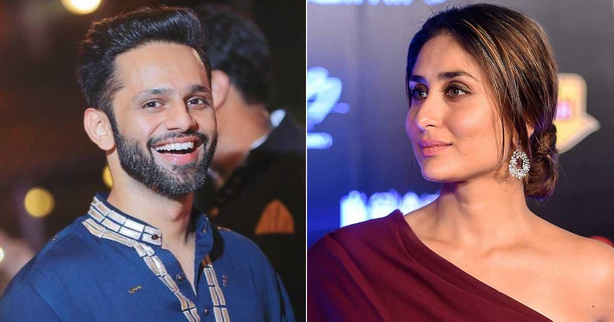 "Rahul Vaidya On Doing A Film With Kareena Kapoor Khan: ""This Rumour Was Quite Bizarre"""