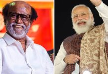 Rajinikanth thanks PM Modi, bus driver Raj Bahadur among others
