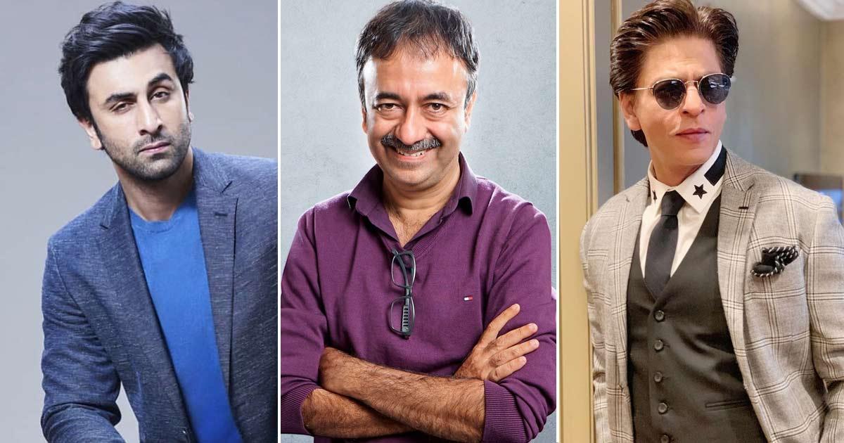 Rajkumar Hirani To Collab With Ranbir Kapoor After Next With Shah Rukh Khan!