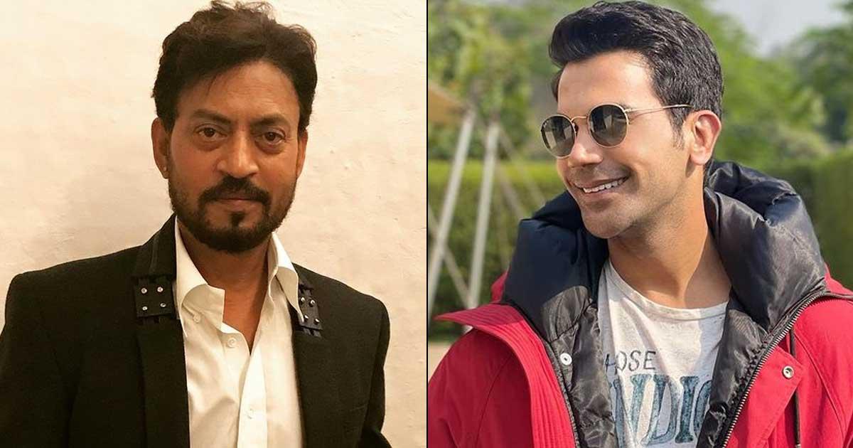 Rajkummar Rao Would 'Love To Achieve' Filmography Like Irrfan Khan's