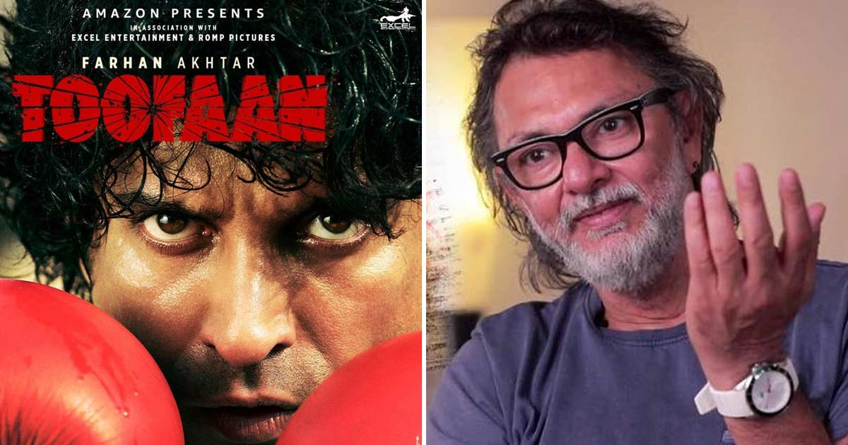 """Toofaan Maker Rakeysh Omprakash Mehra: """"Anybody From Any Part Of The World Will Identify With The Film"""""""