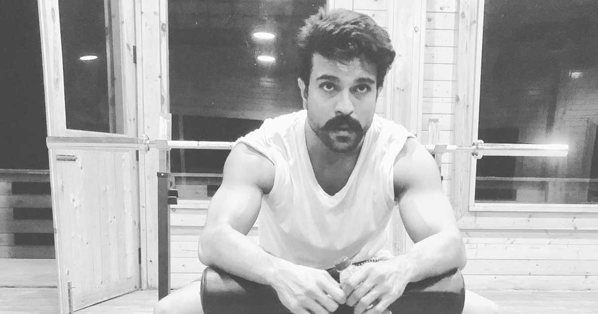 Ram Charan Has A Healthy Advice To Begin Your Day Better
