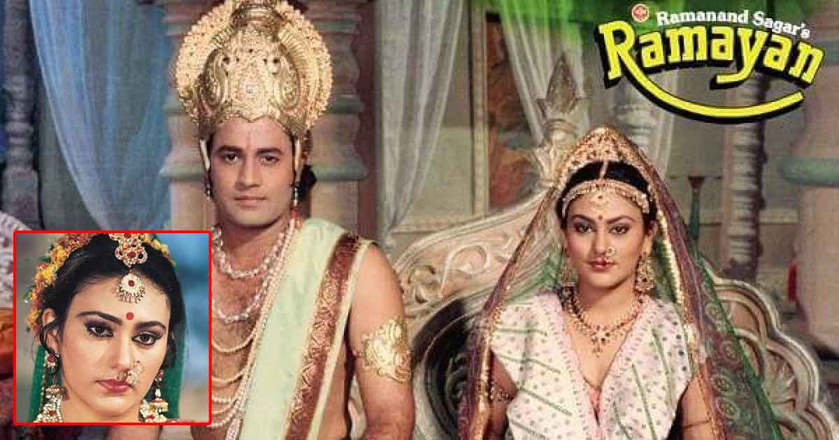 "Ramayan's Sita Dipika Chikhlia On The Show's 'History Repeating' Rerun: ""Come Be A Part Of Our Community..."" - Check Out"