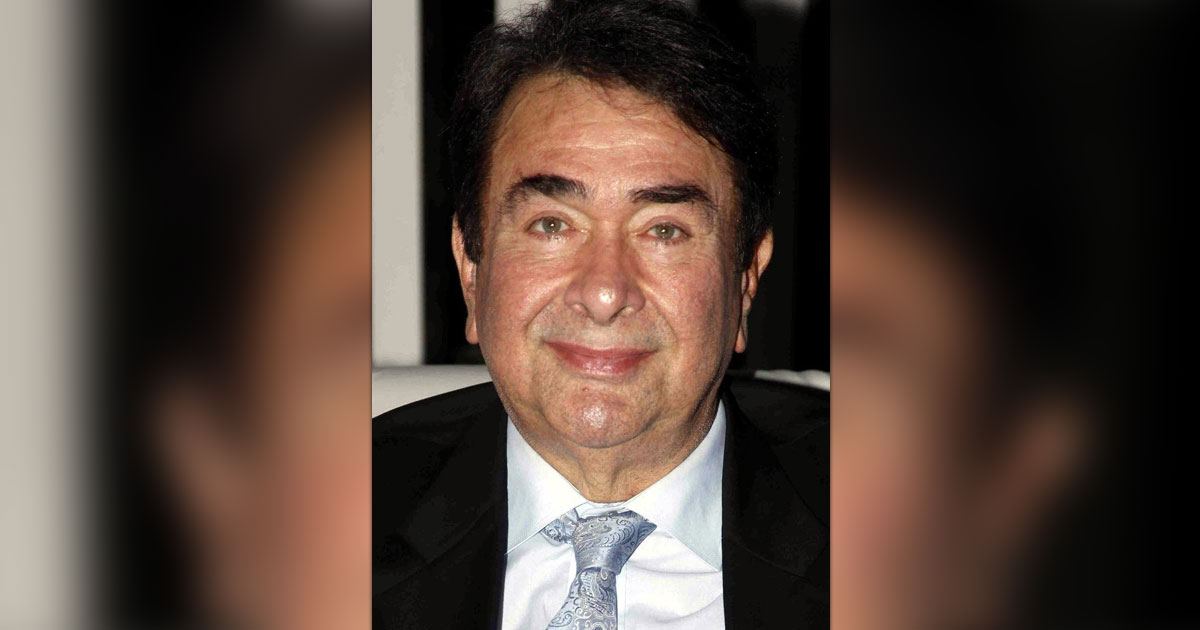 Randhir Kapoor Admitted To Kokilaben Hospital For COVID Treatment, Doctor Confirms His Condition As Stable