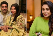 Rani Mukerji In A Candid Throwback Interview Spoke About Not Being Invited To Aishwarya Rai Bachchan & Abhishek Bachchan's Wedding