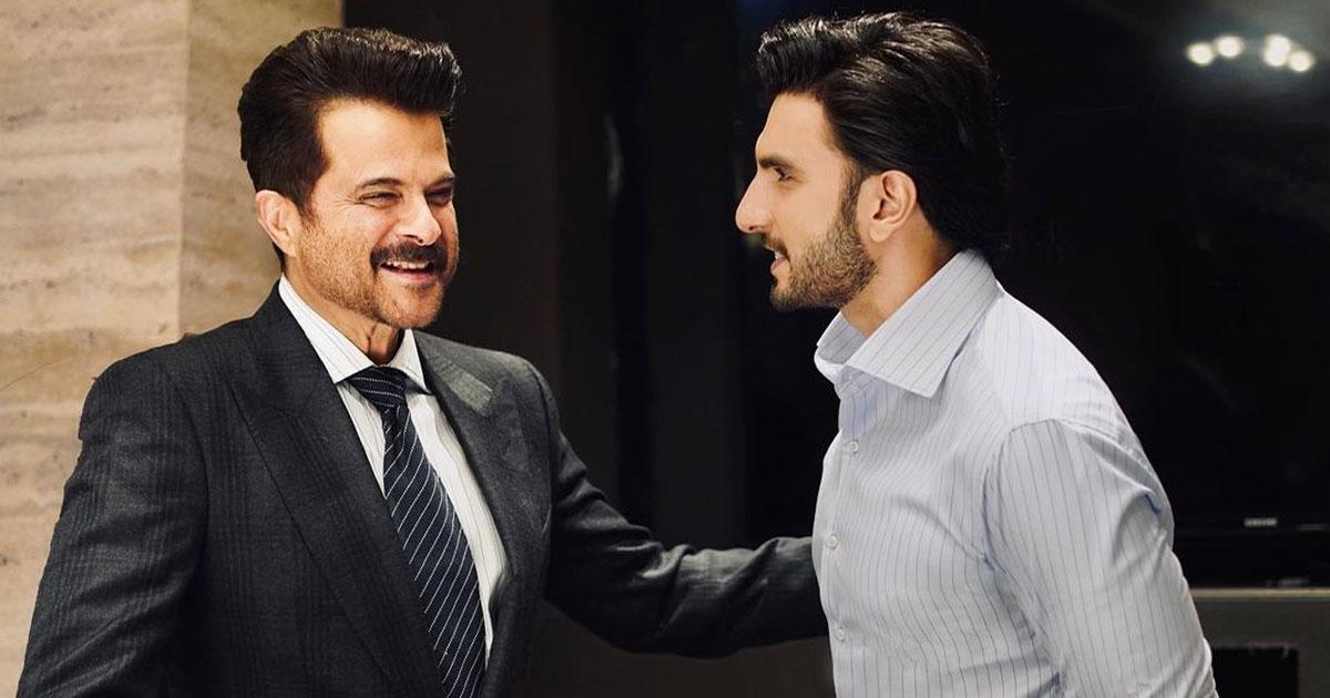 Ranveer Singh hails Anil Kapoor as 'giant of a performer'