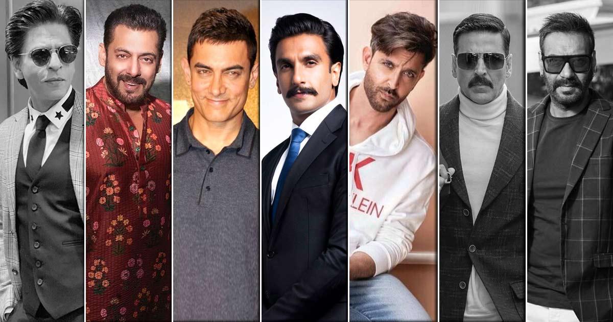 Ranveer Singh Is In This Unique Box Office Club With Salman Khan, Aamir Khan, Hrithik Roshan