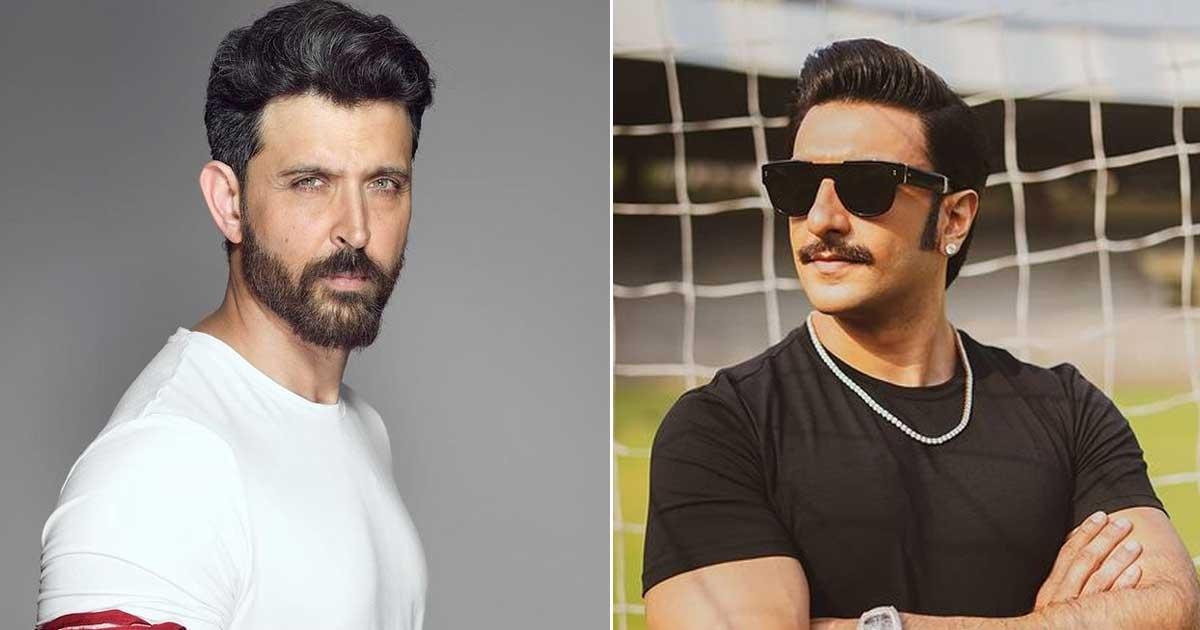 Ranveer Singh Once Enacted Taher Shah's 'Eye To Eye' On Hrithik Roshan's Request