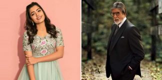 Rashmika's parents 'almost couldn't believe' she'd work with Big B