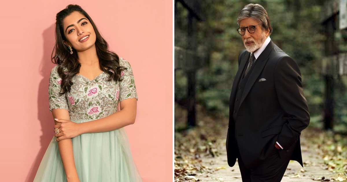 "Rashmika Mandanna On Featuring In 'Goodbye' Alongside Amitabh Bachchan: ""My Parents Couldn't Believe It"""