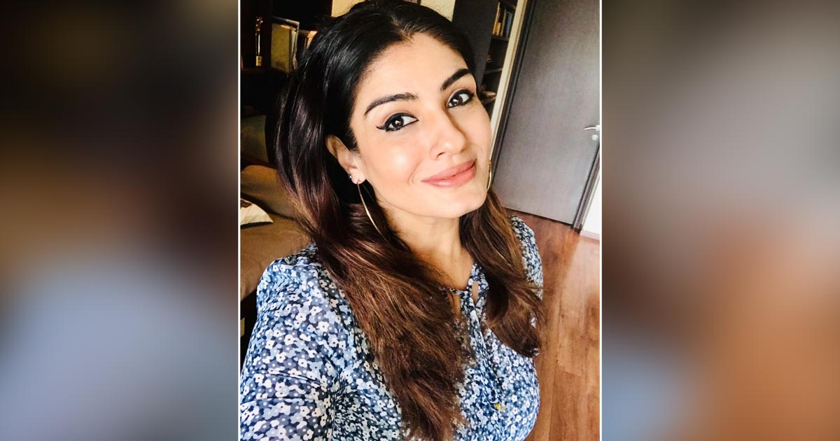 "Raveena Tandon: ""We Need A Stronger Political Will & Aware Citizens For Stronger Movements Against Lobbies, Corruption,"" Read On"