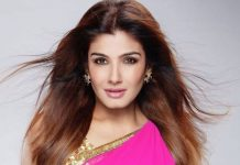 Raveena Tandon: Nowhere to go, nothing to do