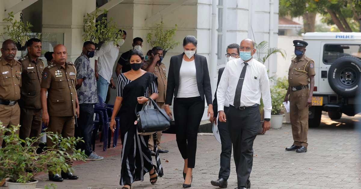 Reigning Mrs. World arrested over onstage melee in Sri Lanka