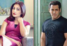 Rimi Sen Talks About Salman Khan