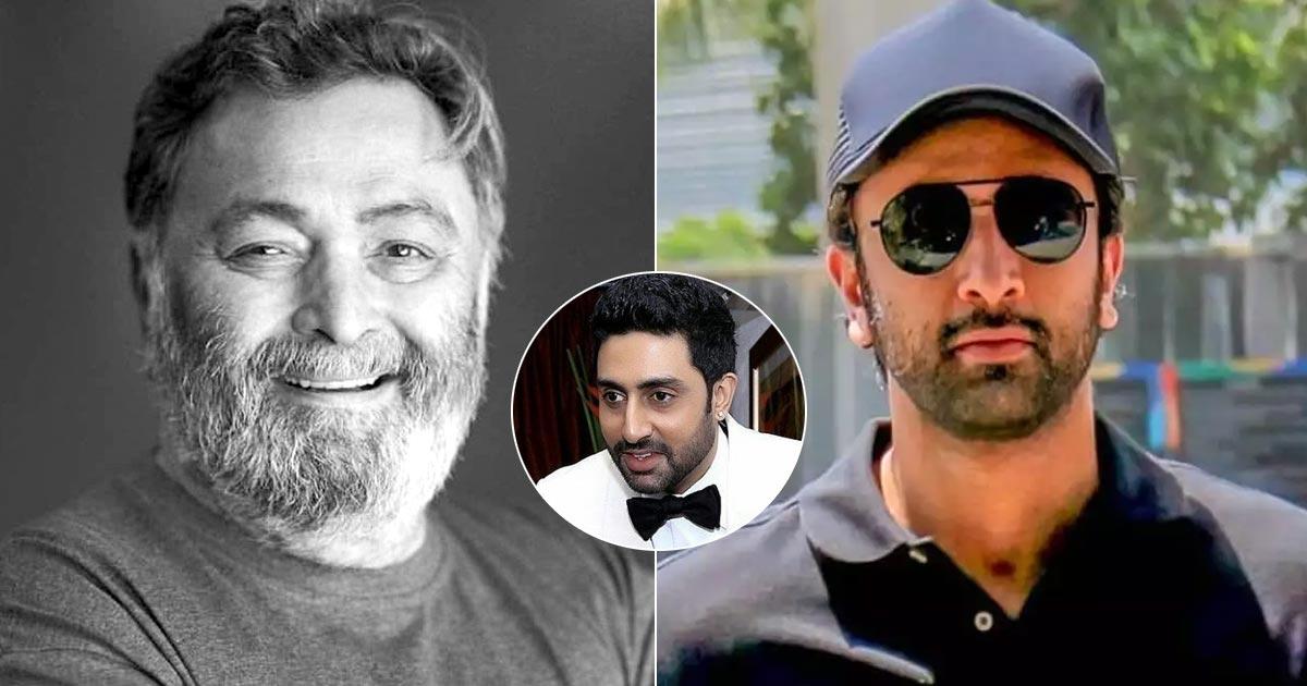 Rishi Kapoor Used To Follow A Gossip Website To Keep An Eye On Ranbir Kapoor