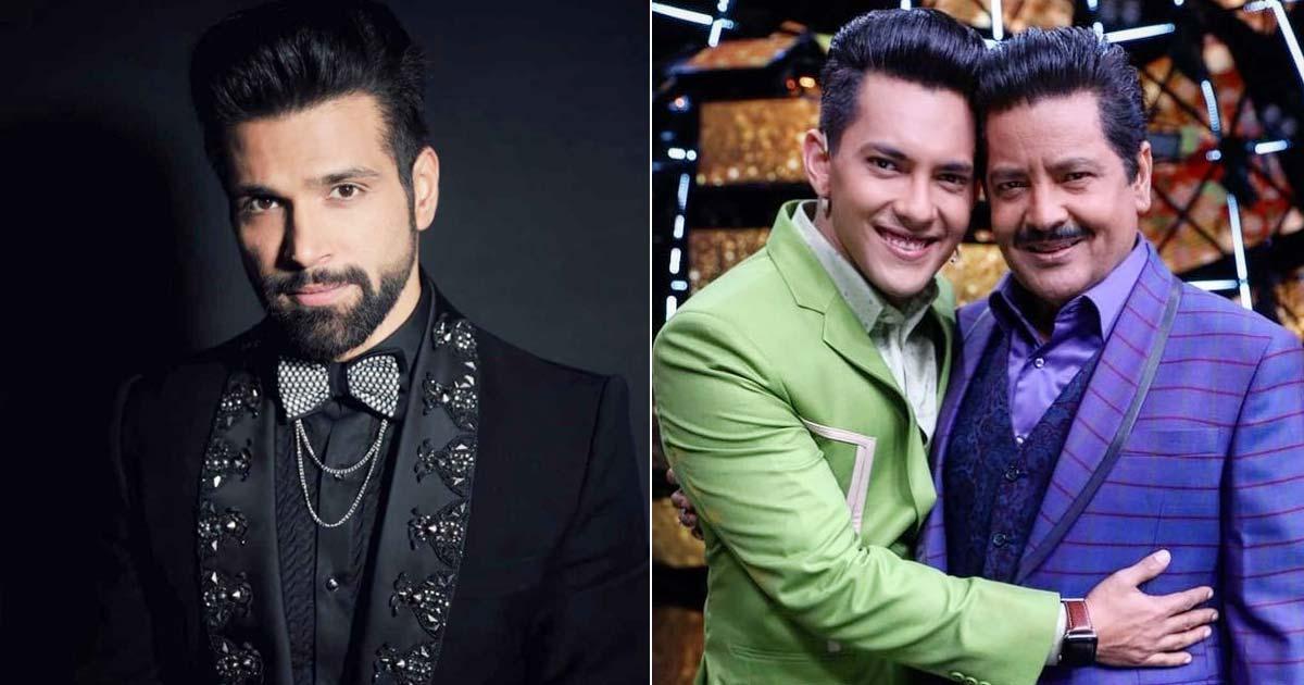 Udit Narayan Confirms Aditya Narayan Tested COVID Positive, Rithvik Dhanjani Steps In To Host Indian Idol 12