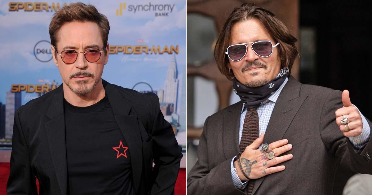 Robert Downey Jr Still Wants Johnny Depp For Sherlock Holmes 3?
