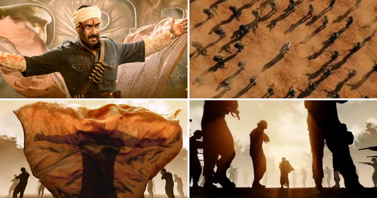 RRR: Ajay Devgn's First Glimpse Out!