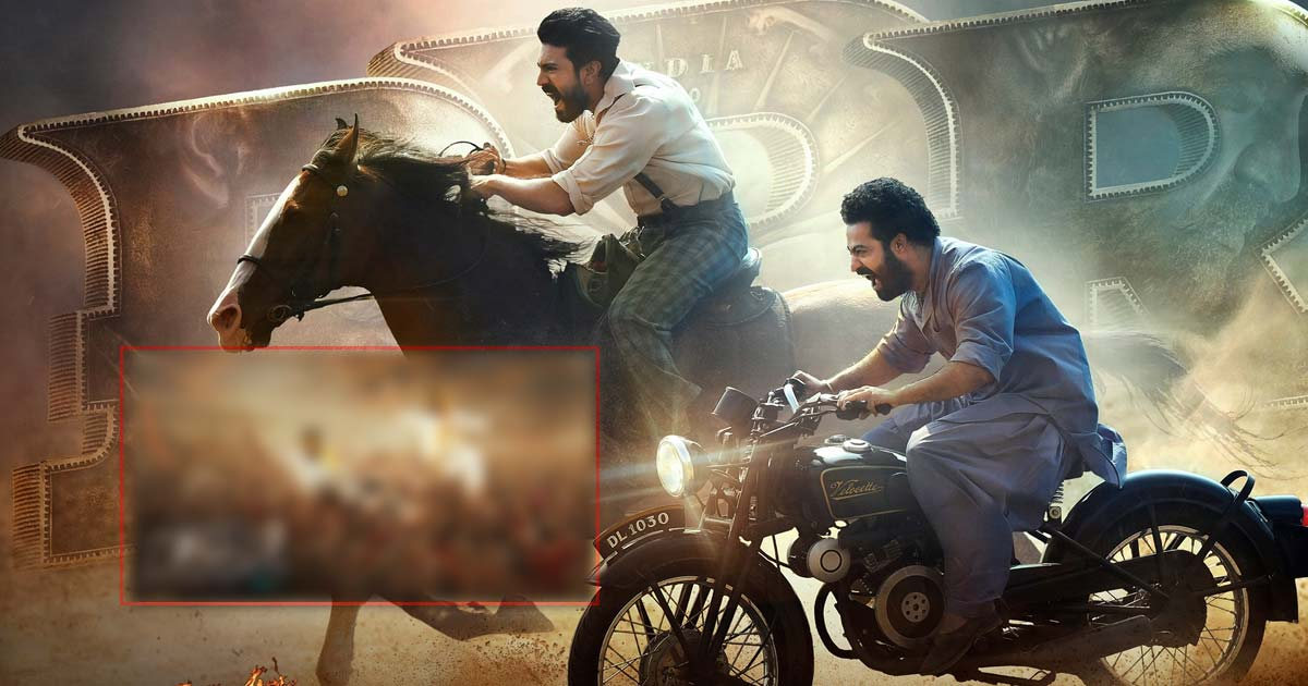 RRR: Ram Charan & Jr NTR's New Poster Is Oozing Out A Festive Spirit, Read On