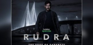 Rudra The Edge Of The Darkness First Look Featuring Ajay Devgn Out