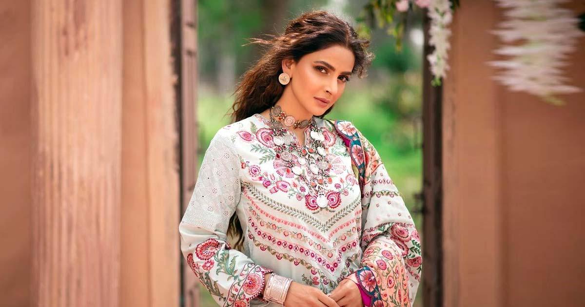 Saba Qamar Calls Off Her Wedding With Azeem Khan