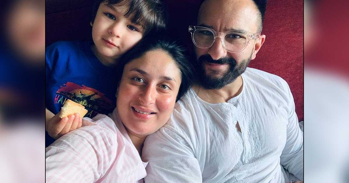 Saif Ali Khan & Kareena Kapoor Khan Plans To Keep Taimur Ali Khan's Sibling Out Of The Limelight Completely?