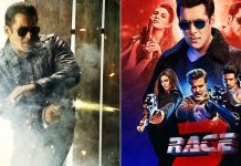 Salman Khan 'Allegedly' Wore The Same Suit In Race 3 & Radhe