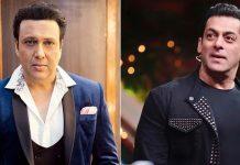 Salman Khan Had To Drop A Marathi Remake Due To Govinda