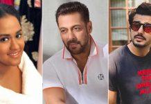 Salman Khan Took Arjun Kapoor's Side After Arpita Khan Dumped Him