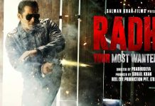 SALMAN KHAN'S EID OFFERING, RADHE: YOUR MOST WANTED BHAI BECOMES THE FIRST BIG BUDGET EXTRAVAGANZA RELEASING SIMULTANEOUSLY ON MULTIPLE PLATFORMS WORLDWIDE