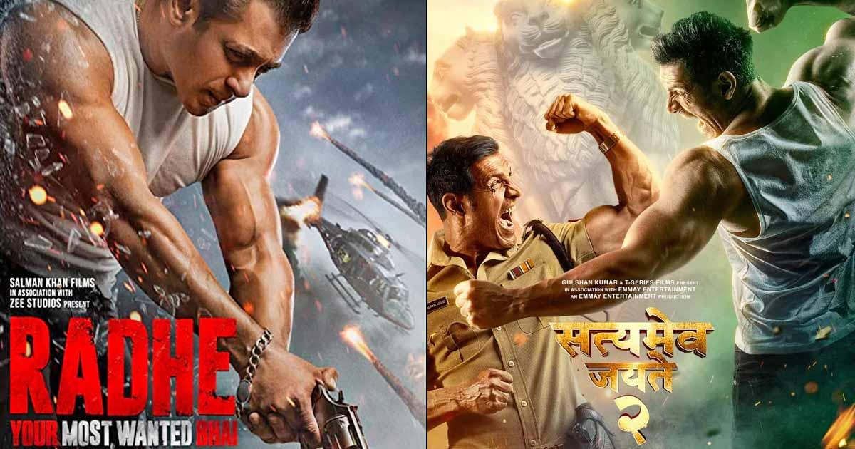 Salman Khan's Radhe vs John Abraham's Satyameva Jayate 2 Clash Averted