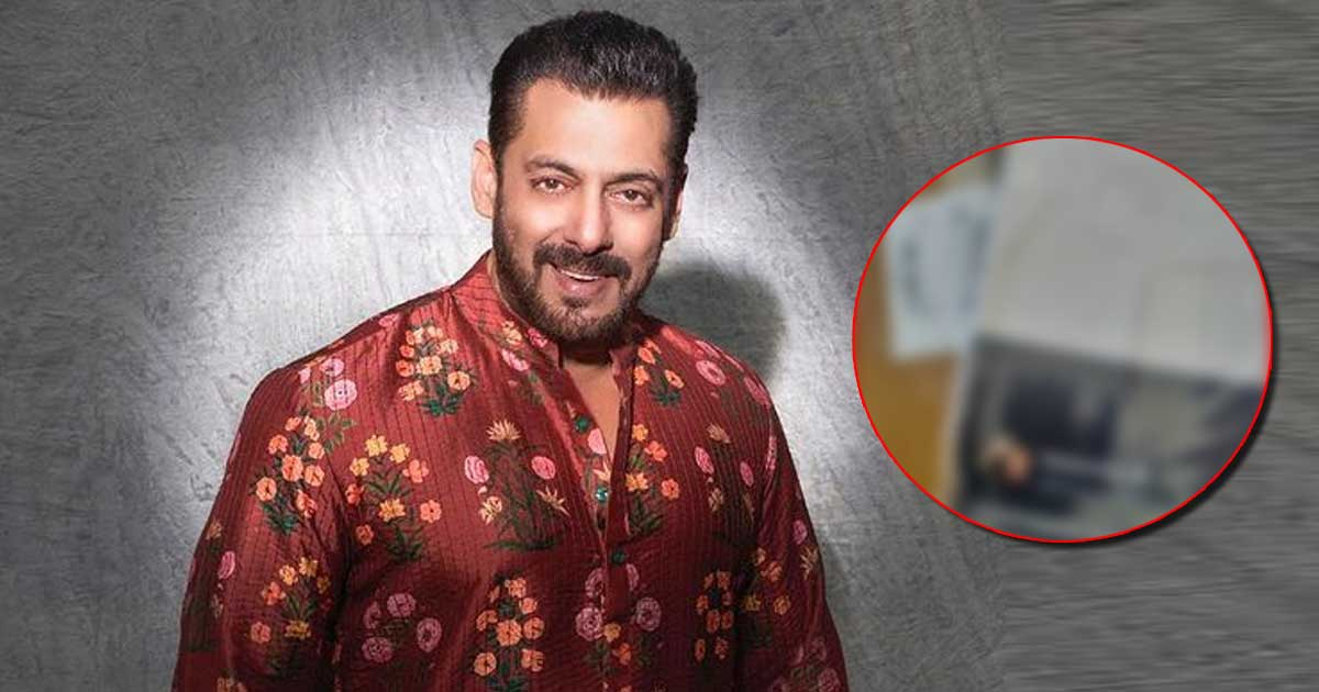 Salman Khan's Tweet Printed On A T-Shirt? Here's How It Will Look
