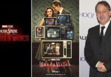 Sam Raimi Talks About Doctor Strange In The Multiverse Of Madness & WandaVision