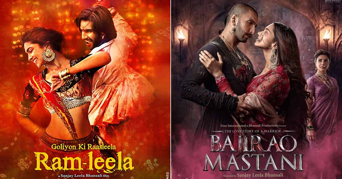 Sanjay Leela Bhansali's Production House & Eros International Part Ways Over The Rights Of 'Ram Leela' & 'Bajirao Mastani'