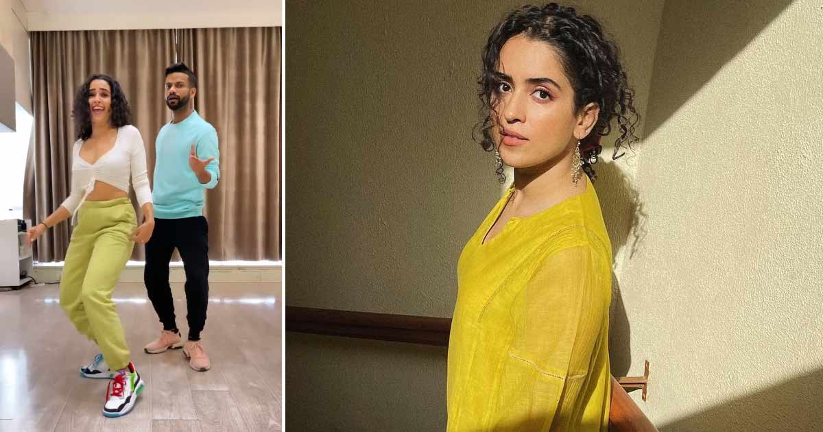 Sanya Malhotra's Extraordinary Performance On Aamir Khan's 'Radha Kaise Na Jale' Is Breaking The Internet - Deets Inside