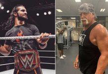 Seth Rollins On WWE Legend Hulk Hogan