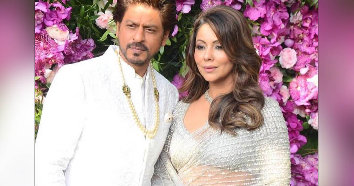 Shah Rukh Khan & Gauri Khan's Old Commerical From The '90s Is Pure Nostalgia
