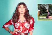 Shilpa Shetty shares a yoga asana to cure digestive troubles