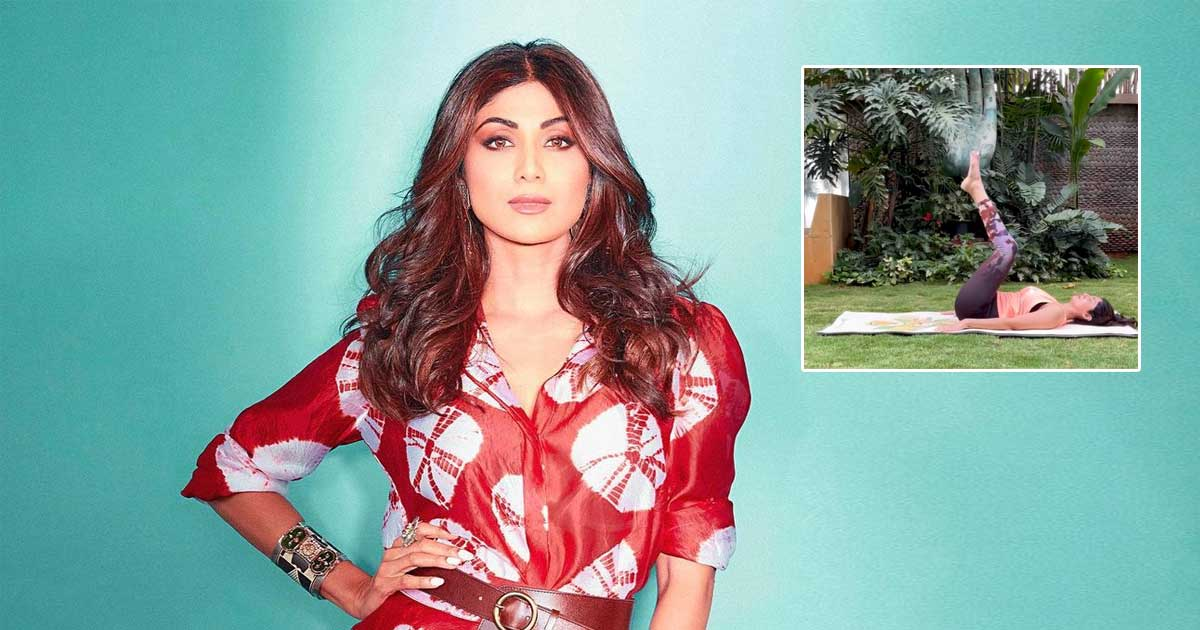 Shilpa Shetty Has A One Stop Yoga Solution For Your Digestive Troubles!
