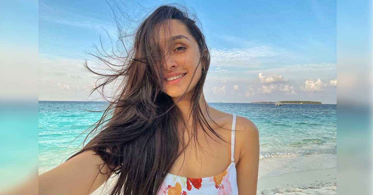 Shraddha Kapoor is 'running back to nature'
